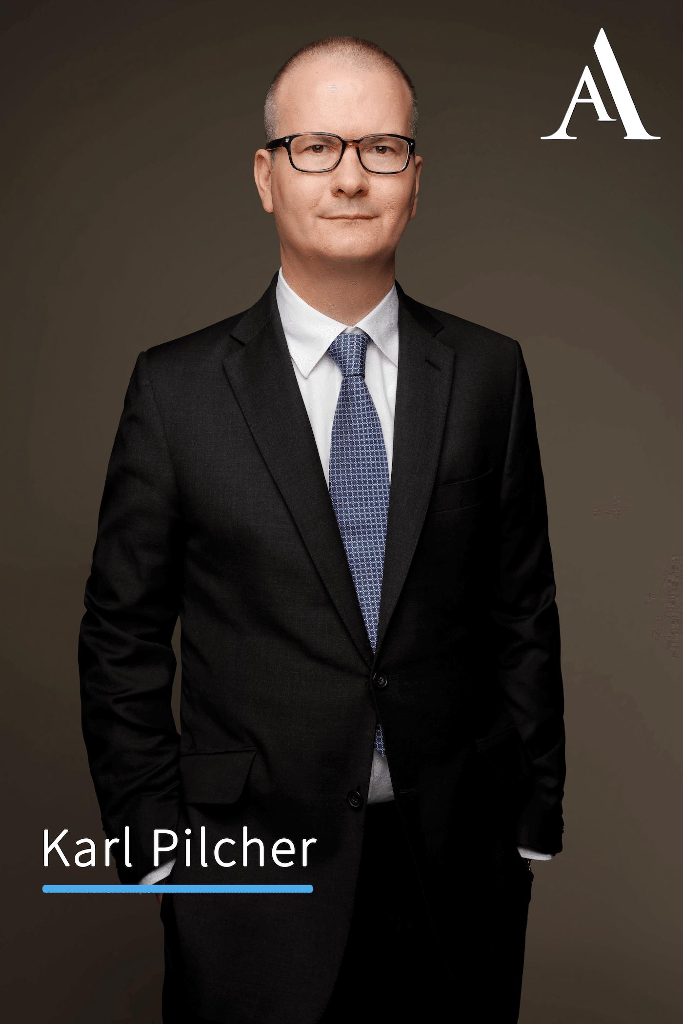 Karl Pilcher | Alston Asquith